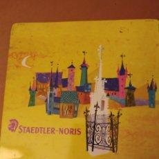 Vintage: CAJA DE COLORES STAEDTLER-NORIS. Lote 222837450