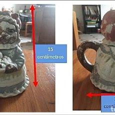 Vintage: GRACIOSA JARRITA CERÁMICA DE ORIGEN ALEMÁN. VER FOTOS.. Lote 223537203