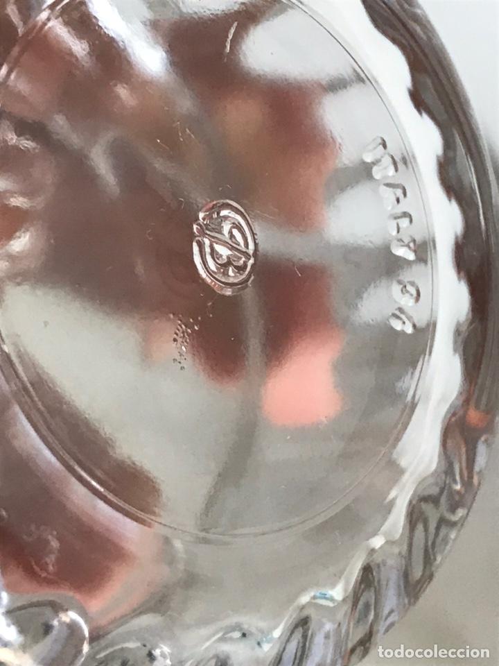 Vintage: Joyero de cristal Italia 6x8cm - Foto 4 - 225811775