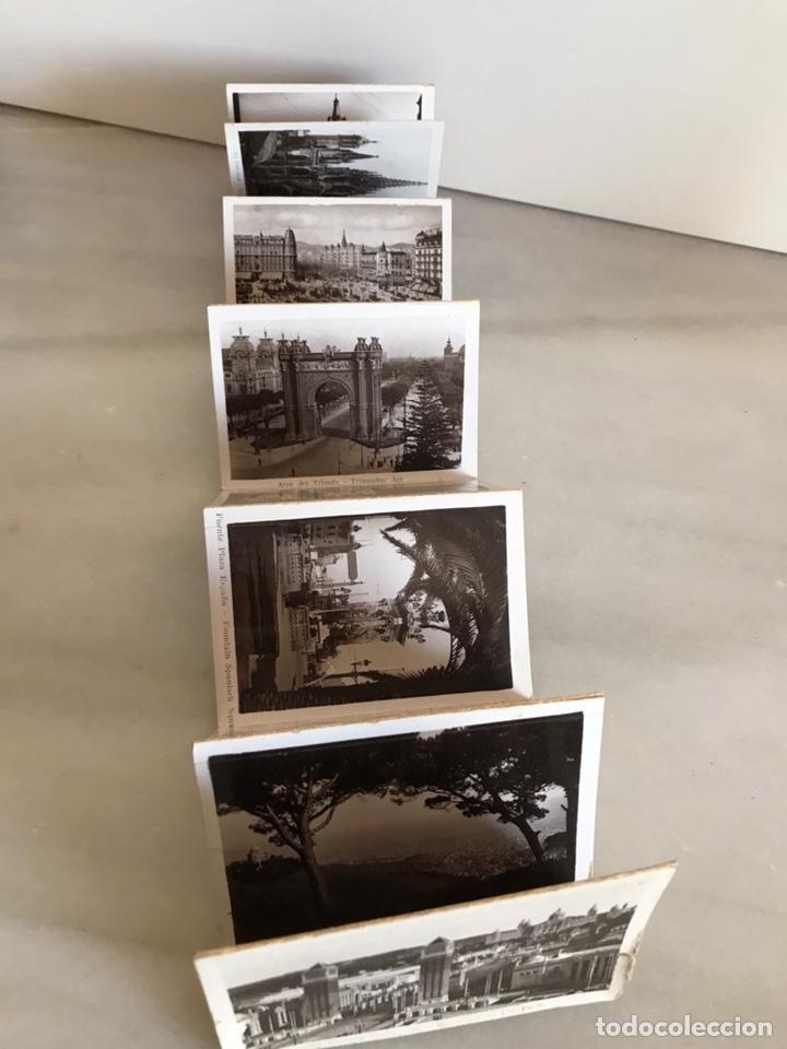 DESPLEGABLE FOTOS 9.5X6.5CM (Vintage - Varios)