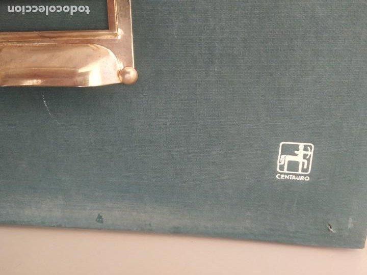 Vintage: Antigua caja cajón archivador clasificador fichero de oficina. Centauro. Años 60. Con fichas - Foto 7 - 225915336