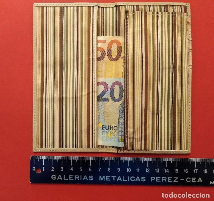 Vintage: Tarjetero billetero de señora vintage años 90 Muy buen estado Ver ficha - Foto 2 - 226393595
