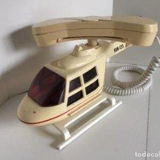 Vintage: TELÉFONO HELICÓPTERO. CHOPPER FONE. MODELO RON-125. RTC. SERIAL NO. H025727. VER FOTOS ADJUNTAS.. Lote 227804790