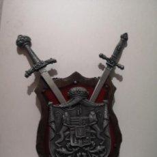 Vintage: ESCUDO DE PARED. Lote 228001165