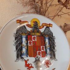 Vintage: PLATO ÁGUILA DE SAN JUAN FRANCO (PRIMERA EPOCA) REYES CATOLICOS. Lote 228402785