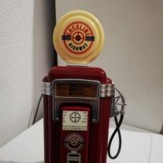 Vintage: TELÉFONO SURTIDOR GASOLINA. Lote 229182215