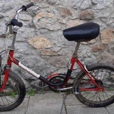 Vintage: BICICLETA MOBYLETTE MOTORETTA. Lote 229456025
