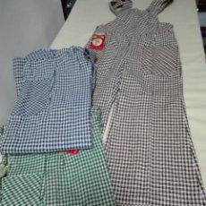 Vintage: PETO VINTAGE INFANTIL HECHO EN ESPAÑA MOD 156 SERNA. Lote 229890880