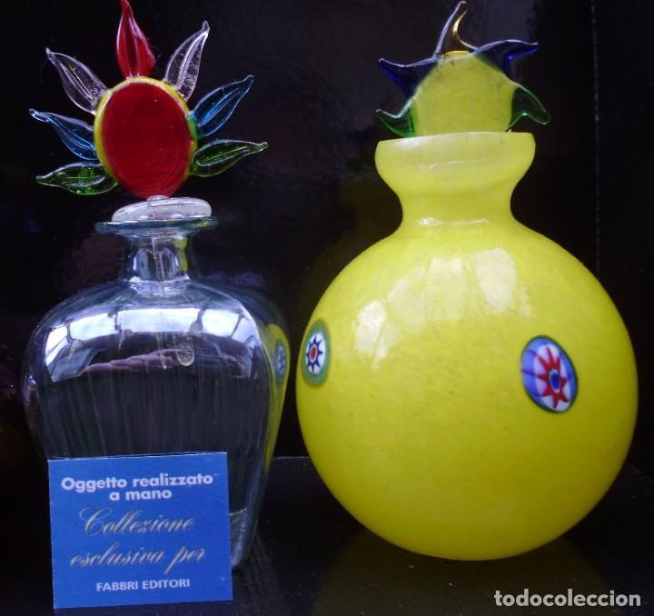 Vintage: 4 perfumadora de Murano hechos a mano para cogerlos sueltos consultar primero lote nº2 - Foto 3 - 234349715