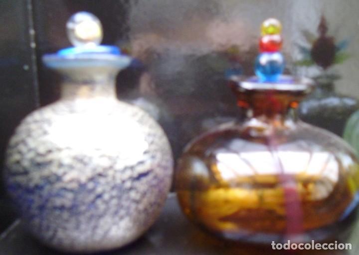Vintage: 4 perfumadora de Murano hechos a mano para cogerlos sueltos consultar primero lote nº2 - Foto 4 - 234349715