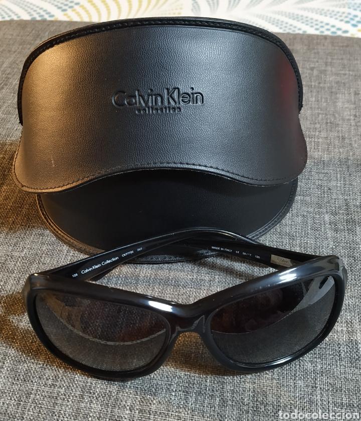 Vintage: Gafas de Sol Kalvin Klein Originales,con estuche - Foto 4 - 234447885