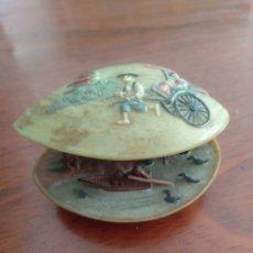 Vintage: OSTRA ANTIGUA JAPONESA. Lote 235272975
