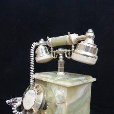Vintage: TELÉFONO DE ONIX. Lote 235588070