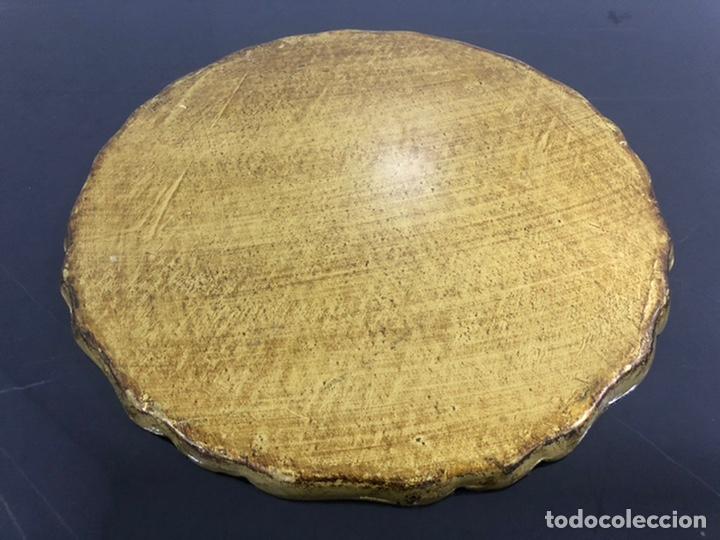 Vintage: Antigua bandeja de madera de balsa vintage - Foto 4 - 236618540