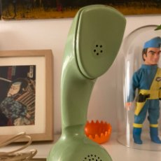 Vintage: ANTIGUO TELEFONO ERICOFON COBRA VERDE ERICSSON. Lote 238483465