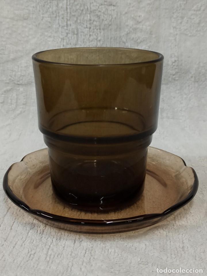 Vintage: Conjunto de café años 70-80. C39 - Foto 2 - 240619590