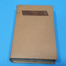 Vintage: LIBRO ESCONDITE - CAJÓN SECRETO - EL PADRE PITILLO. Lote 242265900