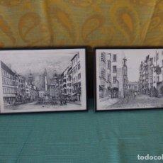 Vintage: CUADROS FRE RAINER 1585. Lote 242868100