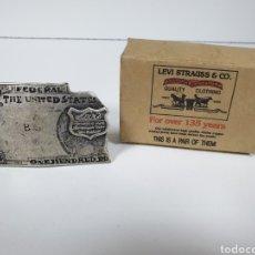 Vintage: HEBILLA LEVIS. Lote 242873860