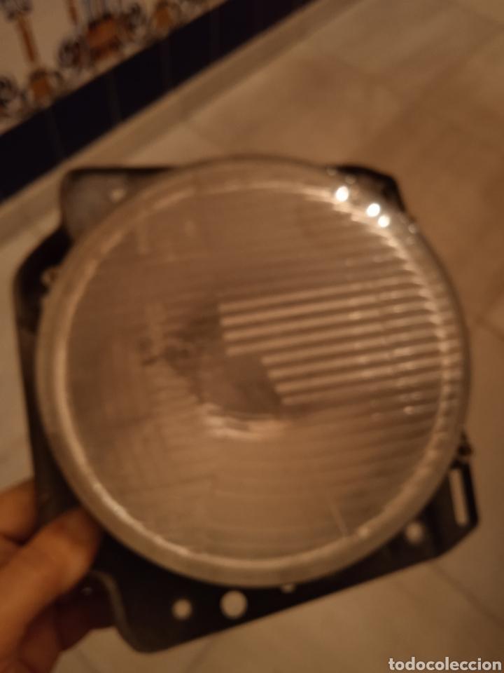Vintage: Lote de 6 faros ópticas antiguas de coche Seat 600 - Foto 3 - 243661900