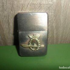 Vintage: MECHERO ALEMAN RESTAURADO 1944 FUNCIONA. Lote 244918700