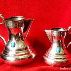 Vintage: PRECIOSAS JARRAS DE ALPACAR. Lote 245072900