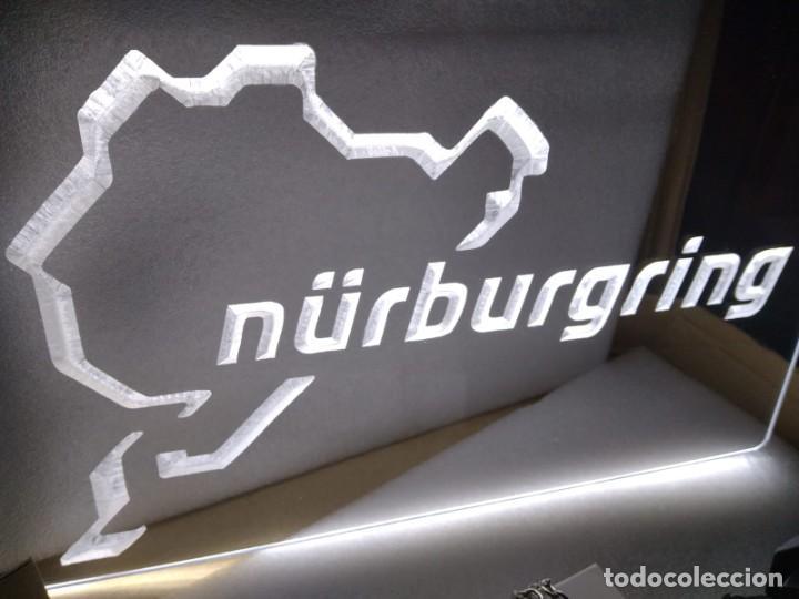 Vintage: Cartel luminoso circuito NURBURGRING - Foto 2 - 245370775