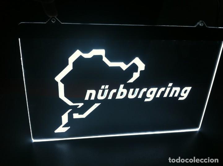 Vintage: Cartel luminoso circuito NURBURGRING - Foto 3 - 245370775