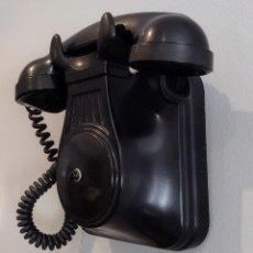 Vintage: TELÉFONO VINTAGE BAKELITE DE 1 PULSADOR. Lote 245608025