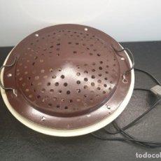 Vintage: BRASERO ELÉCTRICO QUIEL 500W. (ENVÍO 5,43€). Lote 248180075