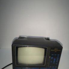 Vintage: TELEVISIÓN 7 PULGADAS SUPER TECH AÑOS 80. Lote 248369555