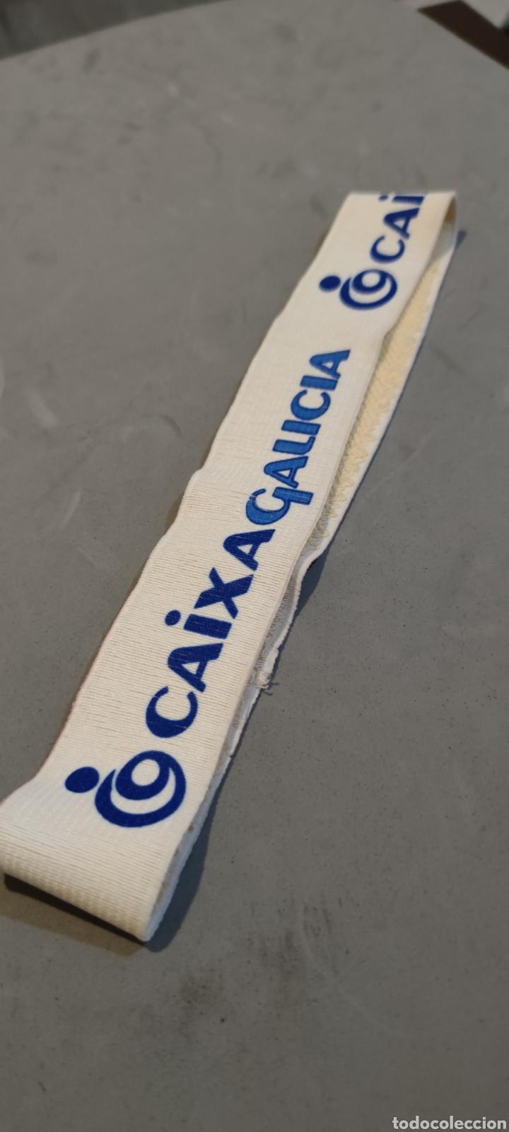 CAIXA GALICIA CINTA SUDOR VINTAGE (Vintage - Varios)