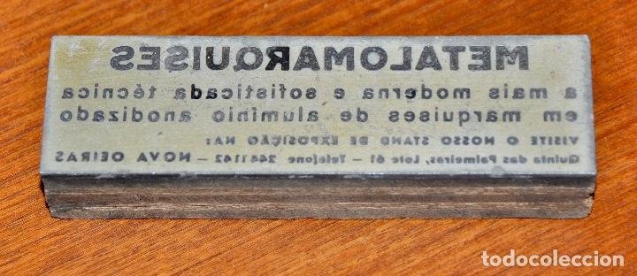 SELLO PUBLICIDAD 5 (Vintage - Varios)