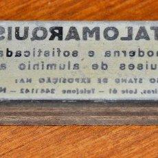 Vintage: SELLO PUBLICIDAD 5. Lote 253292990
