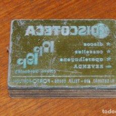 Vintage: SELLO PUBLICIDAD 6. Lote 253294010