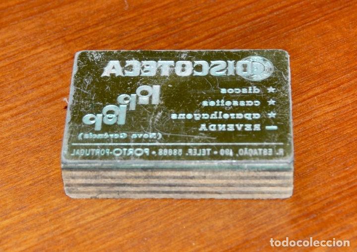 Vintage: Sello publicidad 6 - Foto 2 - 253294010