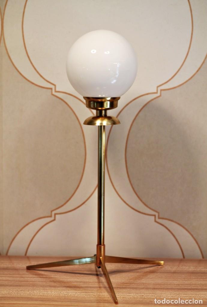 Vintage: Lámpara francesa años 50 vintage - Foto 4 - 253442160