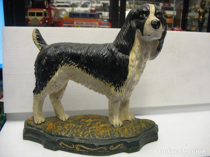 Vintage: perro sujeta puerta 3 kilos - Foto 10 - 253495290