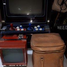 Vintage: ANTIGUA TELEVISIÓN DE VIAJE CON FUNDAR INTER. Lote 253804725