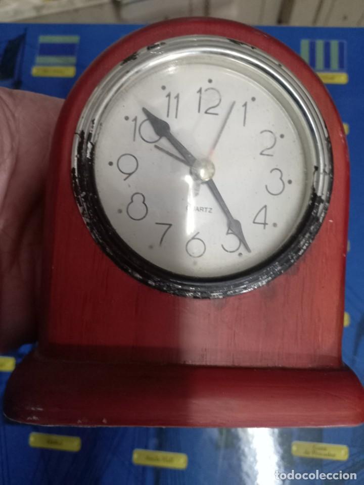Vintage: Pareja de relojes vintage ah batería - Foto 4 - 254112245
