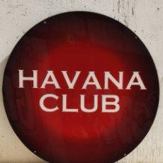 Vintage: RÓTULO PUBLICITARIO HAVANA CLUB. Lote 254566330