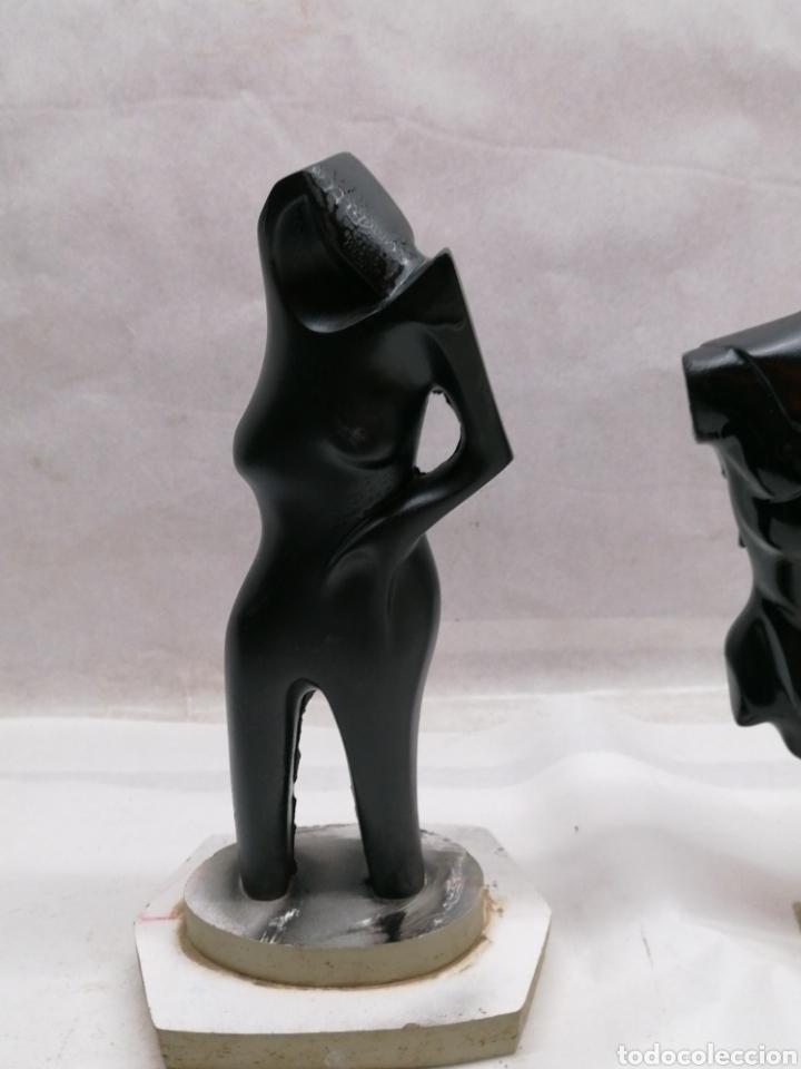 Vintage: 3 figuras - Foto 2 - 258157780