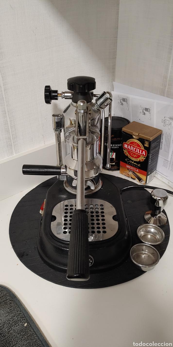 Vintage: Cafetera Expreso italiana La Pavoni años - Foto 3 - 258797820