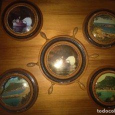 Vintage: CUADROS RECUERDO ESTARTIT. Lote 259264440