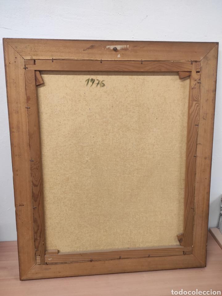 Vintage: Marco de madera la pintura tiene algo de restauración tal cual fotografías medidas 73 x 61,5 - Foto 6 - 288614178