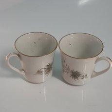 Vintage: 2 TAZAS CAFE PONTESA. Lote 262290045