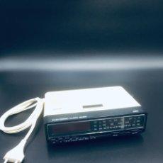 Vintage: RADIO DESPERTADOR PHILIPS- VINTAGE AÑOS 70. Lote 262808155