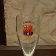 Vintage: BONITA COPA. BARCELONA. MUY VINTAGE. MEDIDAS DIAMETRO 6 CM ALTO 16 CM.. Lote 262942305