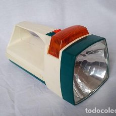 Vintage: LINTERNA TXIMIST MONCAYO AÑOS 70/80 MADE IN SPAIN TIPO CEGASA WONDER TUDOR JUPITER EVEREADY SKLAR. Lote 264440439