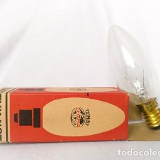 Vintage: BOMBILLA TXIMIST 25W NUEVA VELA AÑOS 70/80 ENERGIZER CEGASA OSRAM TUDOR JUPITER SYLVANIA EVEREADY. Lote 264700564